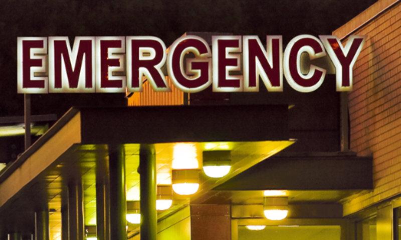 emergence entrance